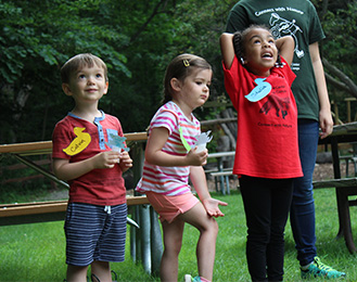 Preschool Programs Begin for Fall Season