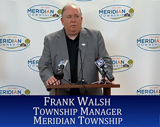 Meridian Township Press Conference on CSC Initiative Update