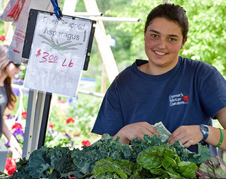 Spring Farmers' Market Now Open