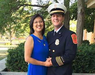 Meridian Township Selects New Fire Chief
