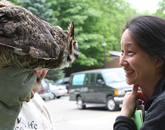 Live Birds of Prey Coming to Harris Nature Camps