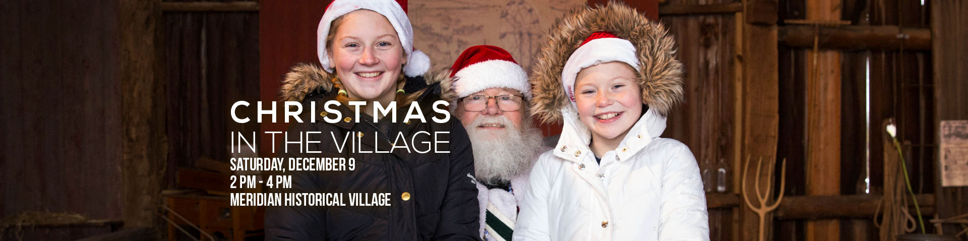 Christmas in the Village 2018