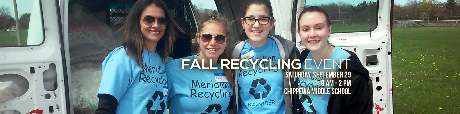 Fall Recycling Event 2018