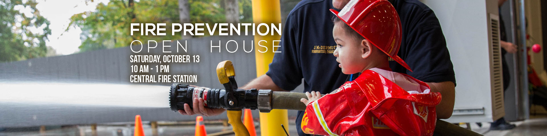 Fire Prevention Open House 2018