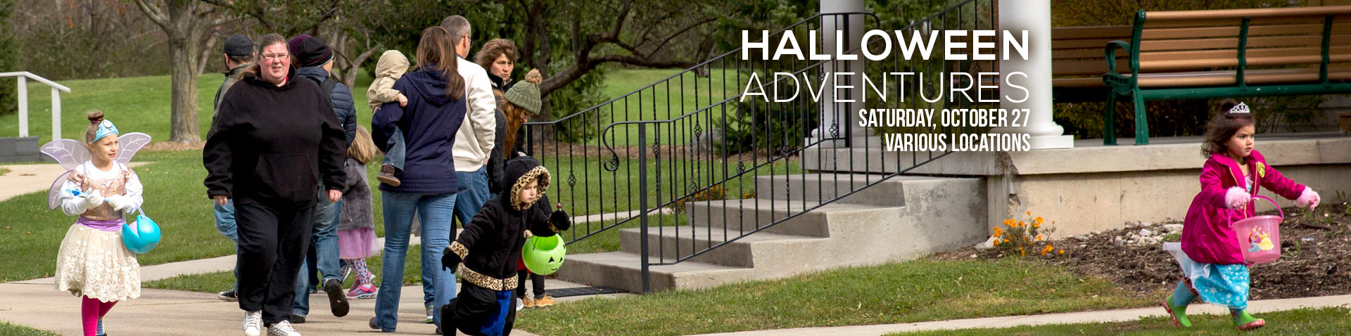 Halloween Adventures 2018