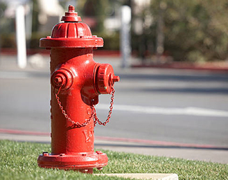 Map ADDED to Hydrant Flushing Notice