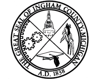 The Great Seal of Ingham County, Michigan
