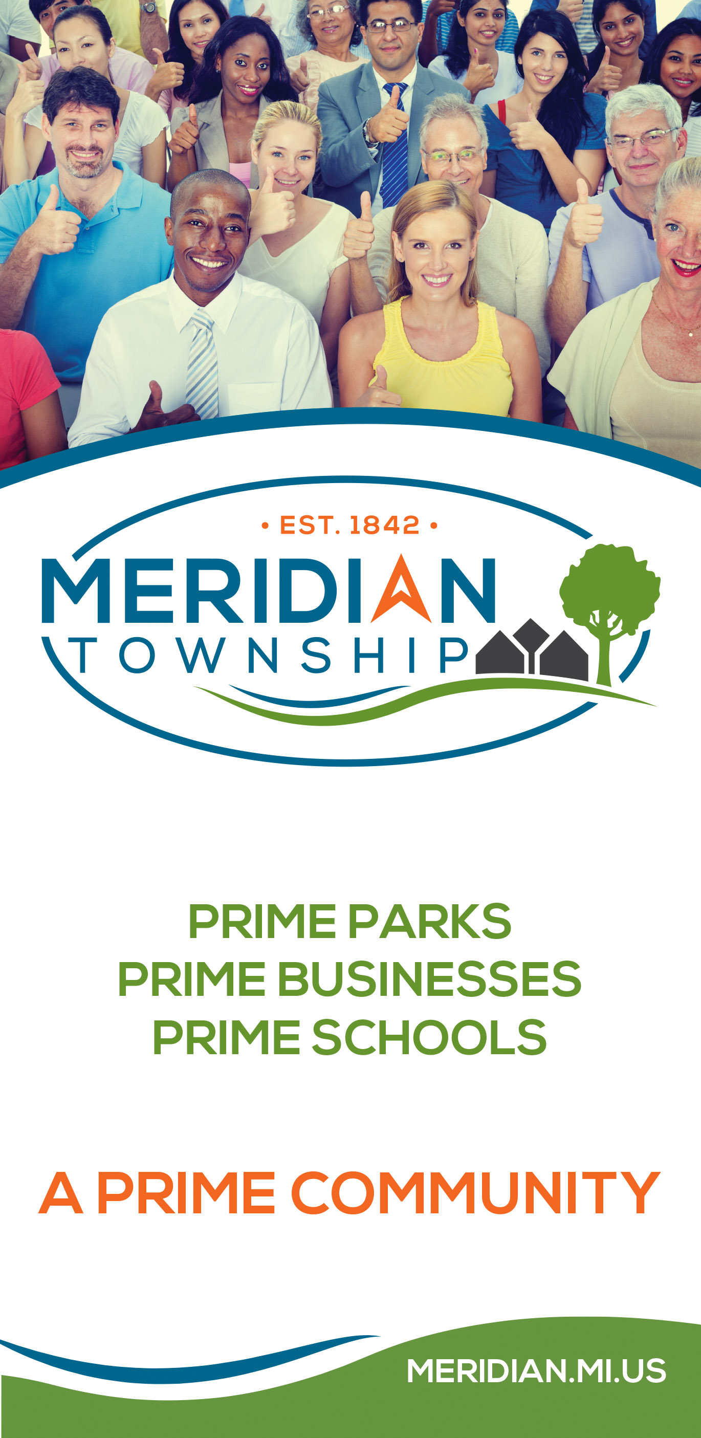 Career Opportunities at Meridian Township Prime Parks, Prime Businesses, Prime Schools