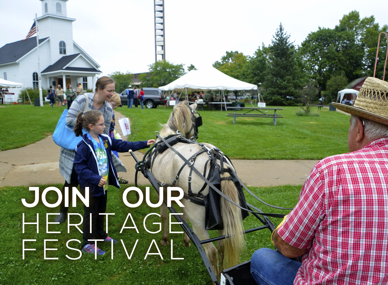 Join Our Heritage Festival