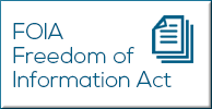 FOIA Freedom of Information Act button