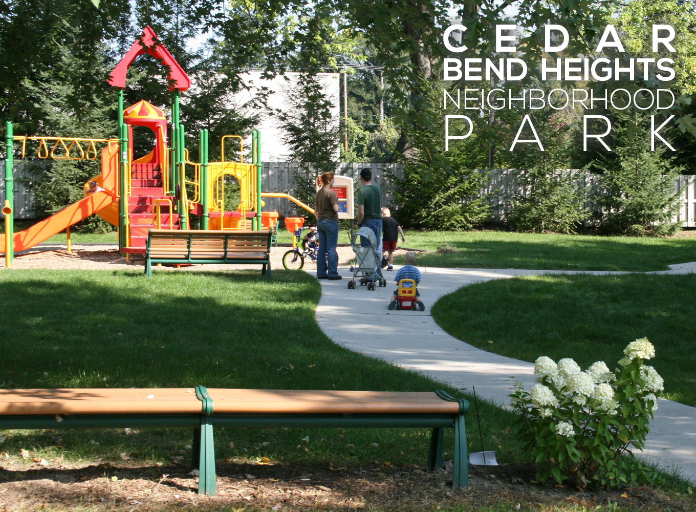 Cedar Bend Heights Neighborhood Park