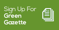 Green Gazette Newsletter Sign Up