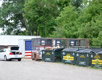 New Hours for Meridian Township Recycling Center