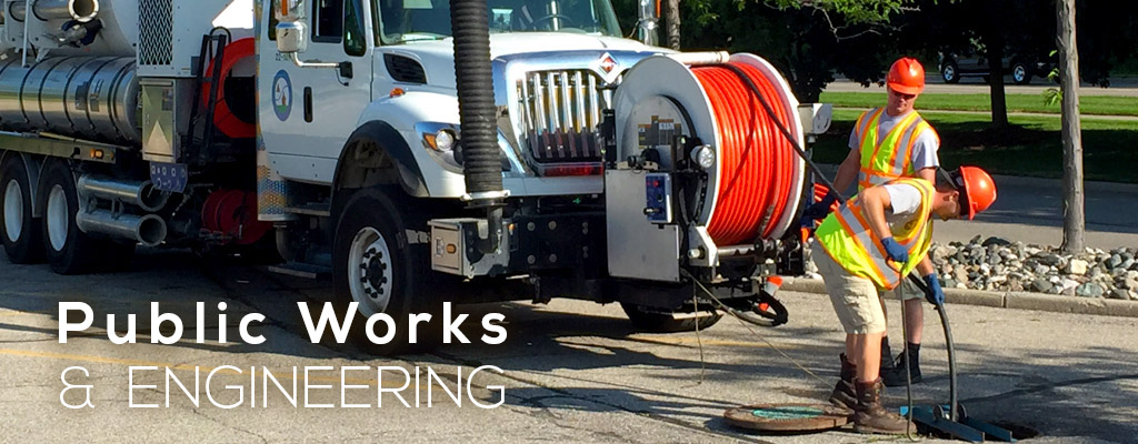 Public Works and Engineering