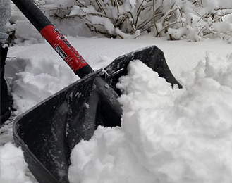 Keeping Neighborly: Snow Removal