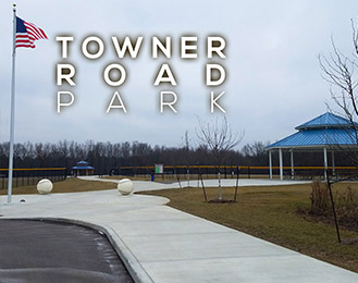 Towner Road Park Graphic