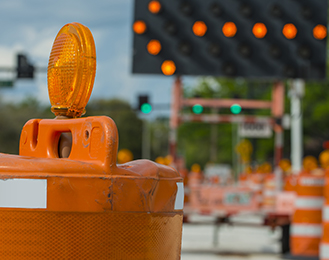 Road Closure on Okemos Road
