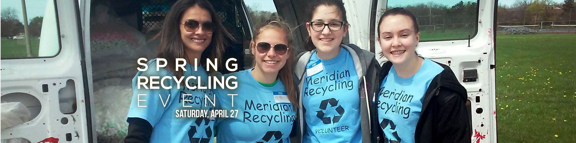 Spring Recycling Event