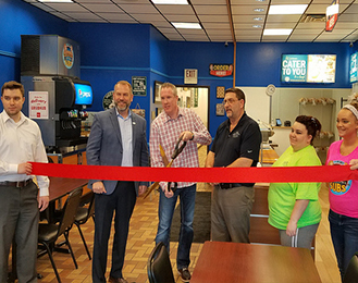 J-Dubb's Signature Subs Grand Opening/Ribbon Cutting