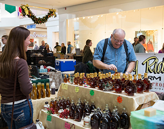 Winter Farmers' Market Comes to a Close
