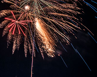 Friendly Reminder: Township Postpones July 4th Fireworks Display