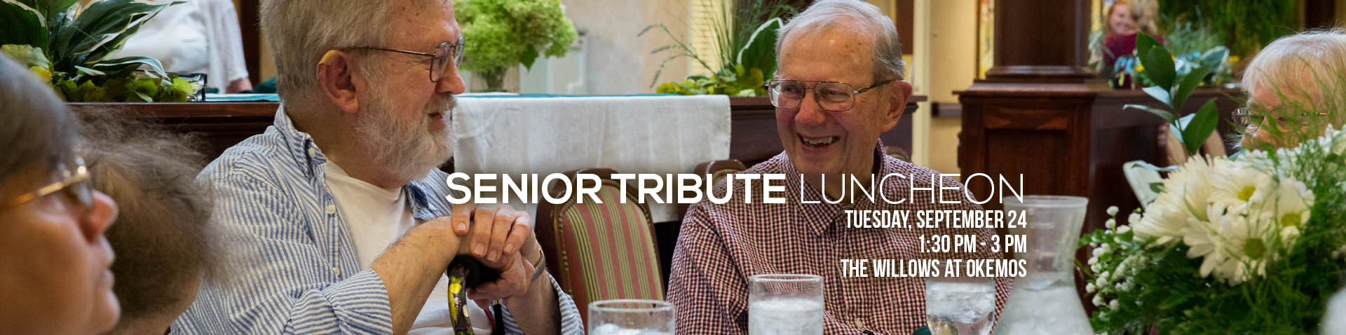 Senior Tribute Luncheon