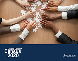 Census Takers Needed for 2020 Census