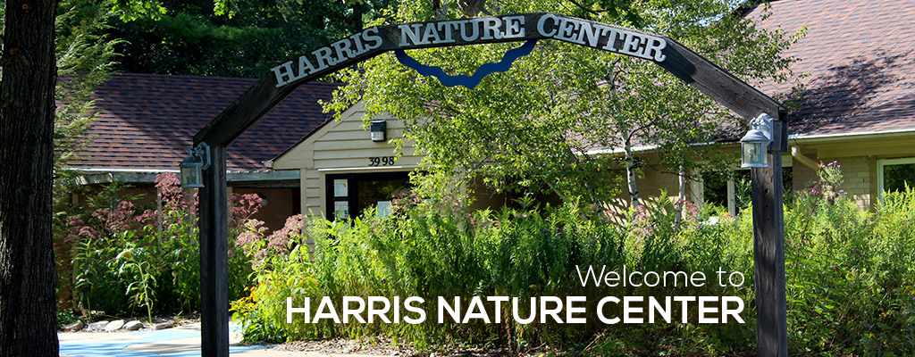 Welcome Harris Nature Center